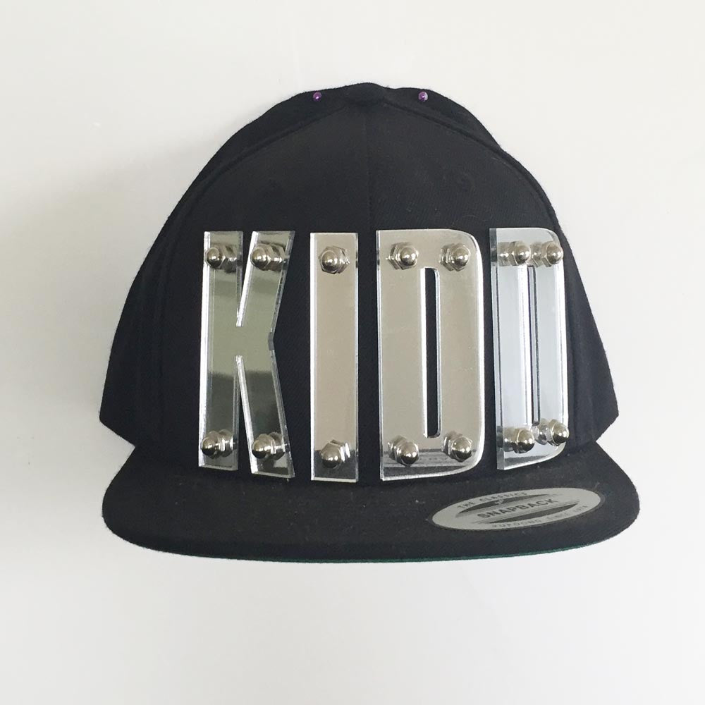 KIDD Mirror Black Cap