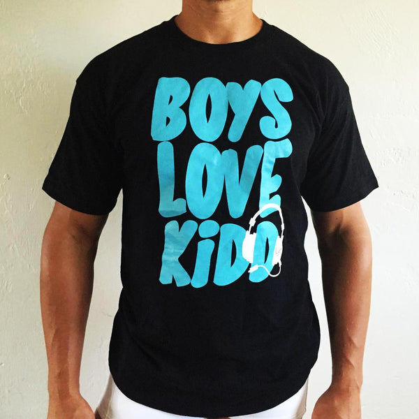 Boys Love Kidd Tee