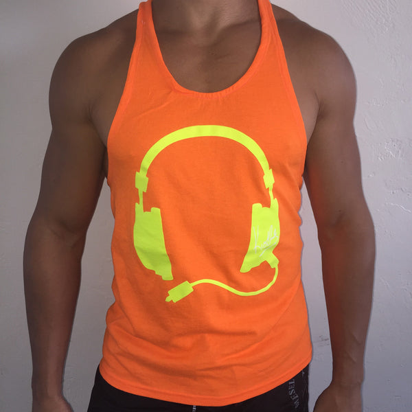 NU Neo Tank Orange/ Yellow