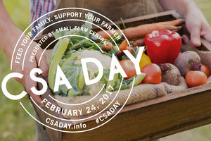 Today Is National CSA Signup Day!