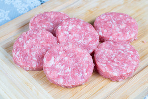 Custom  Sausage Patties