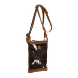 STS Ranchwear Classic Cowhide Crossbody Leather Bag