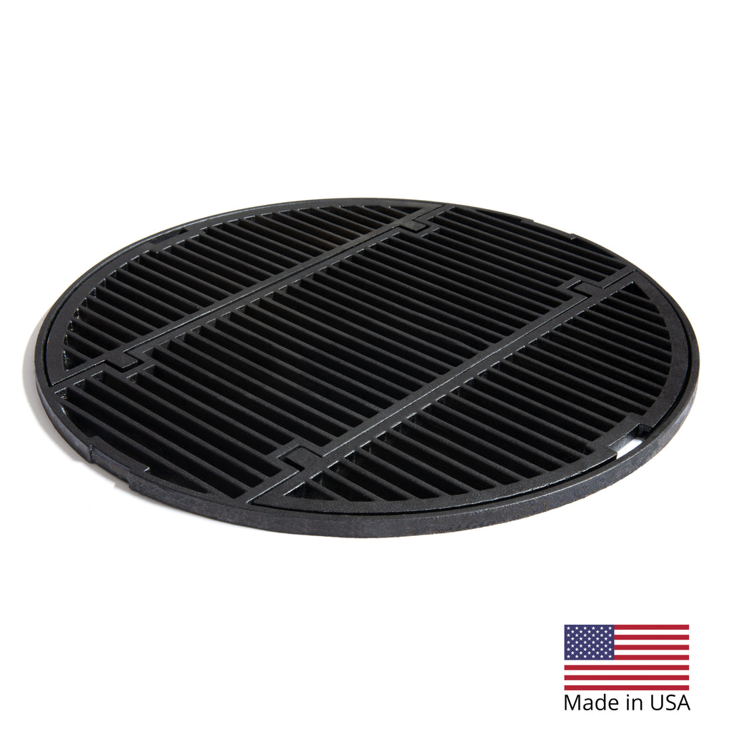"M1 Cast Iron Grate for 22"" Kettle Grills"