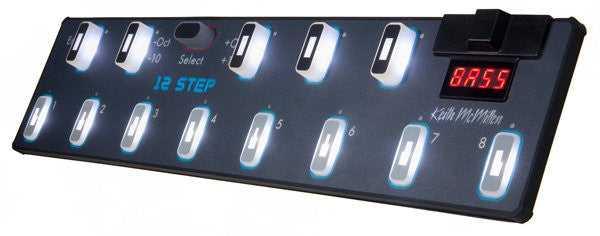 Keith McMillen Instruments 12 Step MIDI Controller - Waveformless