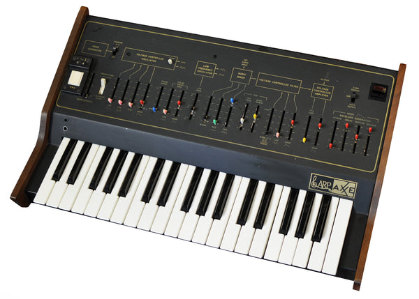 ARP Axxe MK-1 Analog Synthesizer - Waveformless