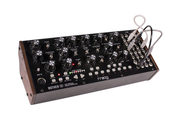 Moog Mother-32 Semi Modular Analog Synthesizer - Waveformless