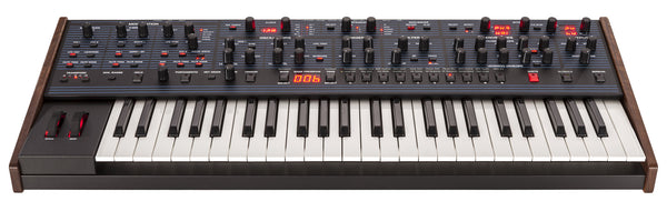 Dave Smith Instruments OB-6 Polyphonic Analog Synthesizer