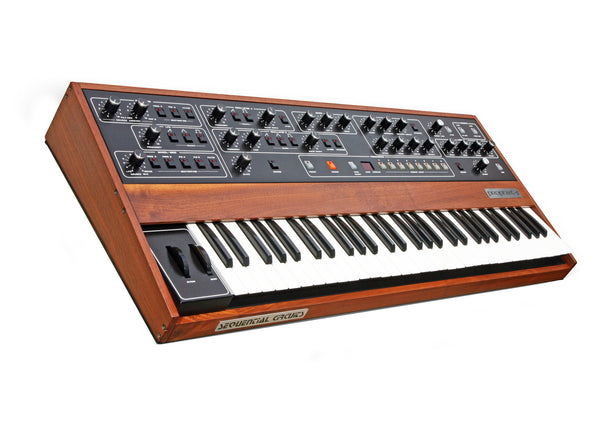 Sequential Circuits Prophet 5 Rev. 3.2 with MIDI - Waveformless