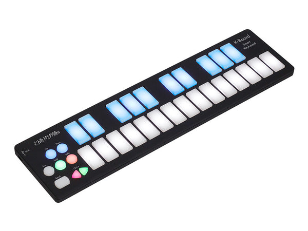 Keith McMillen K-Board MIDI Controller - Waveformless