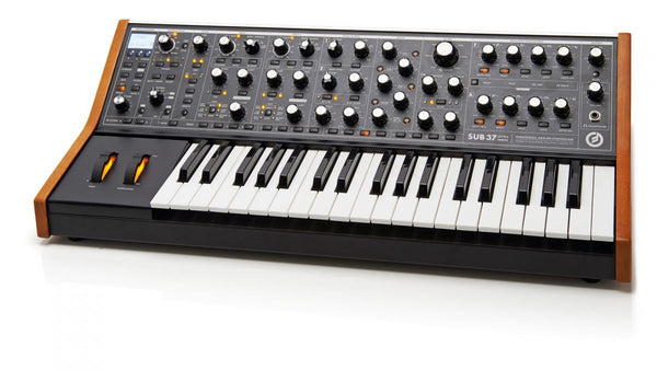 Moog Sub-37 Analog Synthesizer