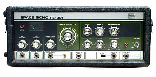 Roland RE-201 Space-Echo Tape Delay