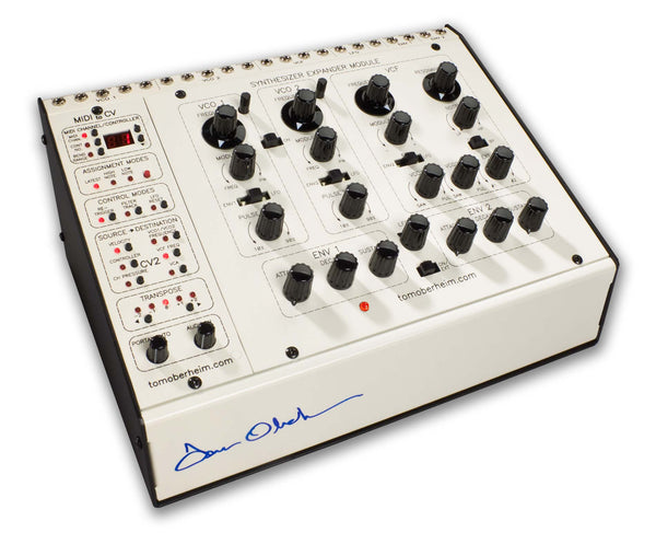 Tom Oberheim SEM Pro Analog Synthesizer - Waveformless