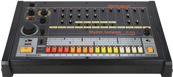 Roland TR-808 Analog Drum Machine