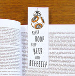 BB8 Bookmark