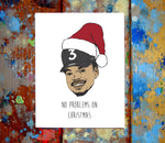 Chance The Rapper Merry Christmas Card