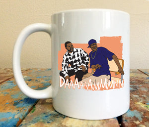 Craig & Smokey Friday 11 oz Mug