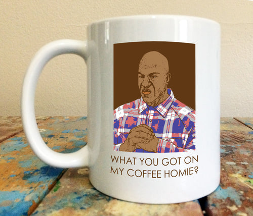 Deebo Friday 11 oz Mug