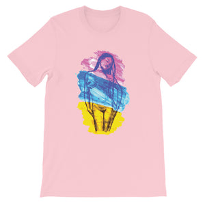 Painted Girl #2 T Shirt