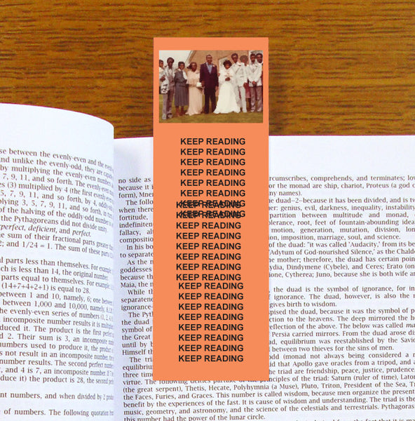 Kanye West The Life of Pablo Bookmark