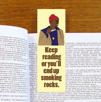 Tyrone Biggums Bookmark