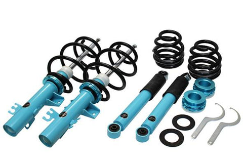 Vanslam lowering kit for T5, T5.1 and T6