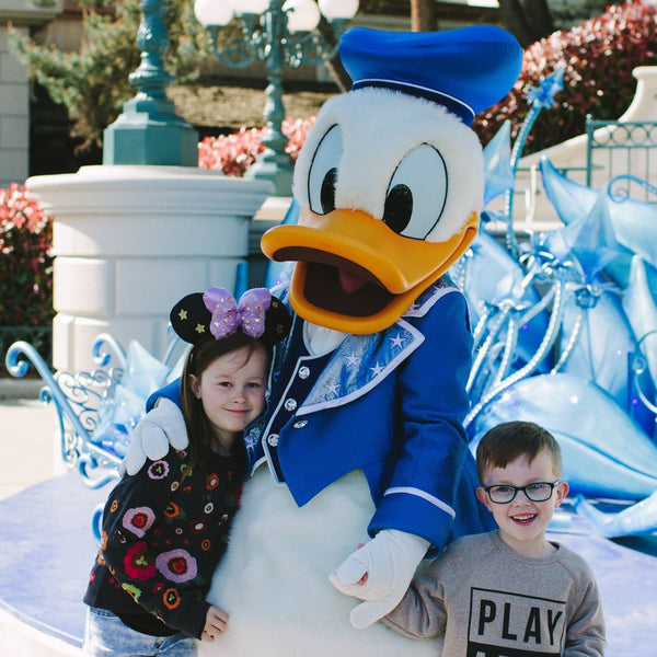 Family Adventures: Disneyland Paris