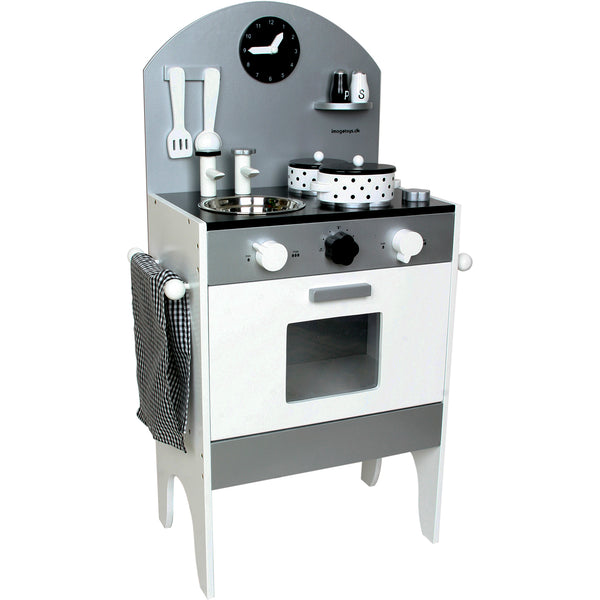 Monochrome Play Kitchen {Pre Order}