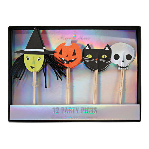 Meri Meri Halloween Party Picks