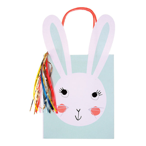 Bunny Party Bags with Tassles