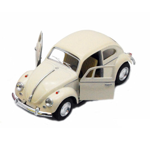 large pastel vw beetle diecast