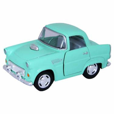THUNDERBIRD PULL BACK CAR | GREEN