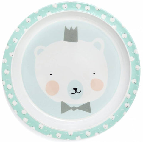 POLAR BEAR PLATE | MINT