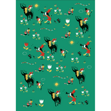 SUMMER FUN WRAPPING PAPER