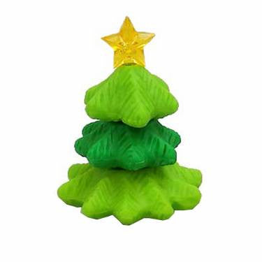 IWAKO CHRISTMAS TREE ERASER