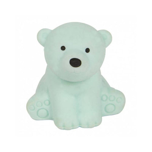 IWAKO POLAR BEAR ERASER | BLUE
