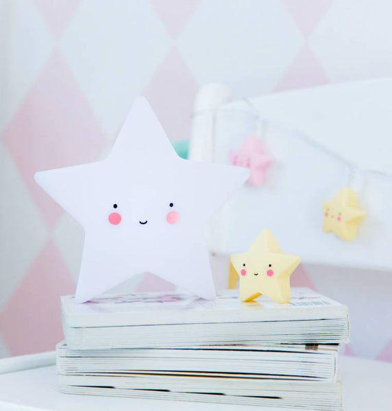 MINI STAR LIGHT | WHITE