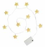 STRING LIGHTS | YELLOW STARS