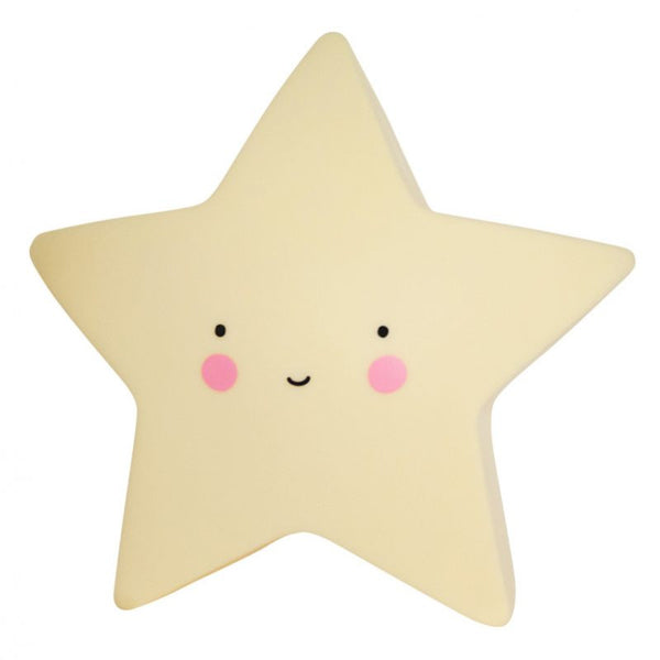 MINI STAR LIGHT | YELLOW
