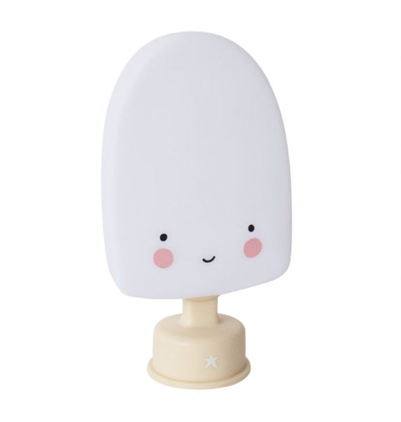 MINI POPSICLE LIGHT | WHITE