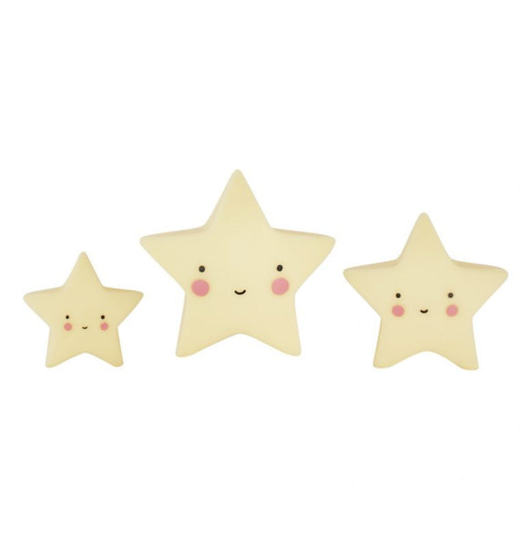 MINI'S |  YELLOW STARS