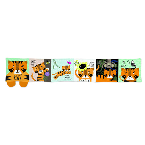 BABY'S FIRST SOFT BOOK | TIP TOE TIGER