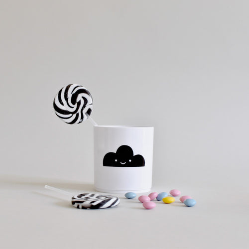 Cloud Tumbler | White Edition