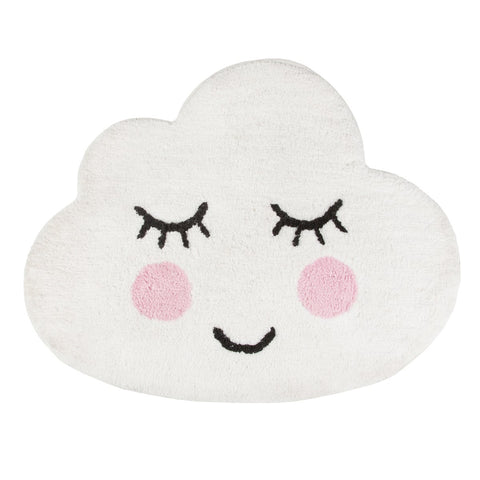 Sweet Dreams Smiling Cloud Rug