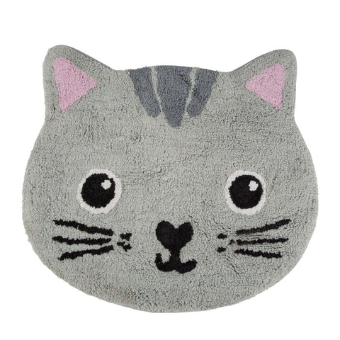 Kawaii Cat Rug