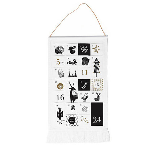 Monochrome Advent Calendar