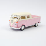 VW Camper Pick Up Bus | Pastel Pink