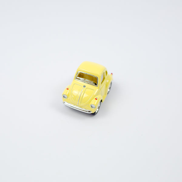 Mini VW Beetle | Pastel Yellow
