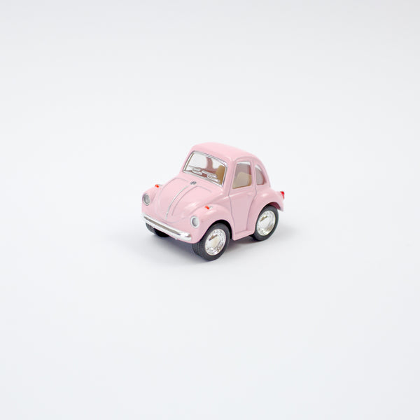 Mini VW Beetle | Pastel Pink