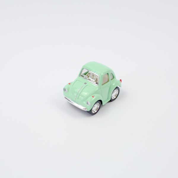 Mini VW Beetle | Pastel Green