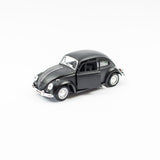 Large VW Beetle | Matte Black